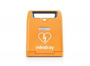 Mindray BeneHeart C1A semi automatic defibrillator