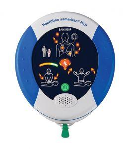 Heartsine Samaritan 500P with CPR Advisor