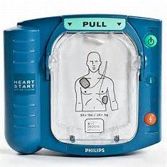 Philips Healthcare Heartstart HS1 Defibrillator
