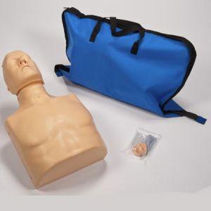 Practi-man standard adult manikin with bag