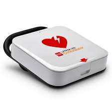 Lifepak CR2 Defibrillator semi automatic WIFI