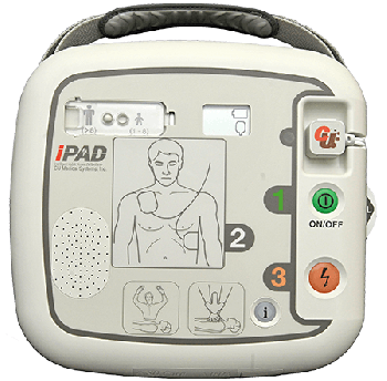 iPAD SP1 Semi Automatic Defibrillator